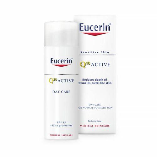 Eucerin Q10 Active dnevna krema za normalnu i kombinovanu kožu šifra:63422