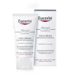Eucerin AtopiControl krema za lice namenjena jesvakodnevnoj nezi atopijske kože lica - nega koze bebe