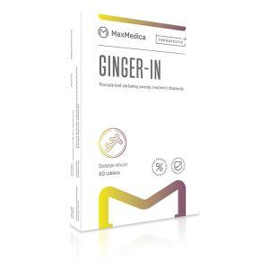 MaxMedica Ginger-in 60 tableta