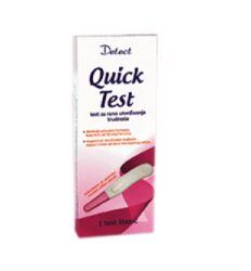 Detect Quick test za trudnoću štapić - test za trudnocu - brz i pouzdan
