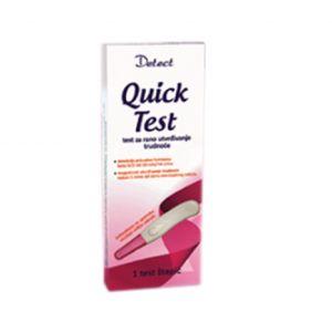 Detect Quick test za trudnoću štapić