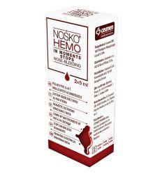 NOSKO HEMO je jednostavan za upotrebu, bezbedan i efikasan gel koji trenutno zaustavlja krvarenje nosa