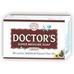 DOCTOR`S sapun super medicinski 100g - preporucuje se kod peruti, akni, seboreje