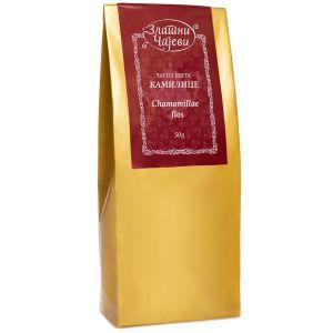 Zlatni čajevi - čaj od cveta kamilice