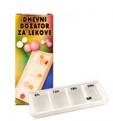 Dozator za lekove dnevni 2M