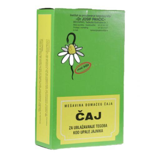 Čaj za ublažavanje tegoba kod upale jajnika 100g-čaj br.77 Institut Josif Pančić