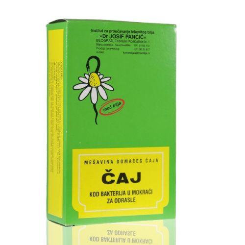 Čaj kod bakterija u mokraći za odrasle 100g- čaj br.84