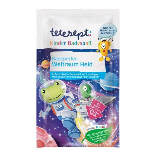TETESEPT Perle za kupanje MALI ASTRONAUT - kupka sa vocnim mirisom lubenice - kupka za decu