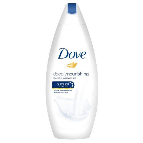 Dove kupka Deeply nourishing 700ml - gel za tusiranje