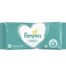 Pampers vlažne maramice fresh&clean A52kom - vlazne maramice za bebe