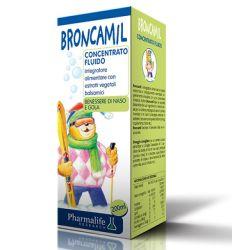 BRONCAMIL SIRUP je višekomponentni sirup, dokazano efikasan u borbi protiv kašlja.