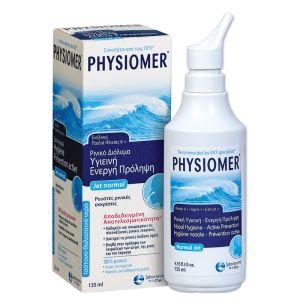 Physiomer gentle (normal) Jet sprej 135ML
