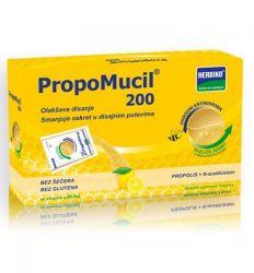 Herbiko PropoMucil 200 kesice - prasak na rastvaranje - za lakše iskašljavanje