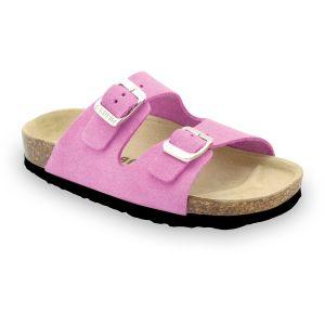 Grubin dečije papuče 33050 ARIZONA pink