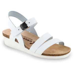 GRUBIN ženske sandale LUCCA 1263650 bela
