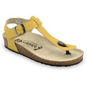 GRUBIN ženske sandale japanke TOBAGO 953650 žuta