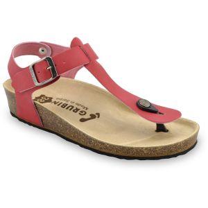 GRUBIN ženske sandale japanke 953650 TOBAGO crvene