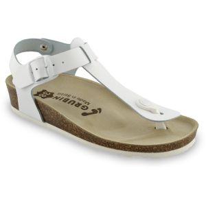 GRUBIN ženske sandale japanke 953650 TOBAGO bele