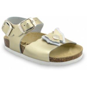 GRUBIN dečije sandale BUTTERFLY 109235 zlatna (23-29)
