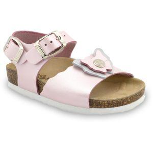 GRUBIN dečije sandale BUTTERFLY 109235 roze (23-29)