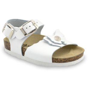 GRUBIN dečije sandale BUTTERFLY 109235 bela (23-29)