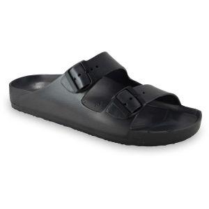 GRUBIN ženska papuča KAIRO LIGHT 3233700 crna