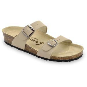 GRUBIN ženska papuča EDITH 87355 bež