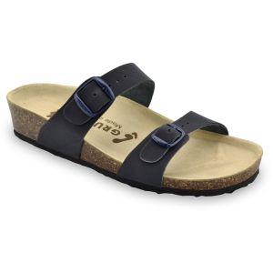 GRUBIN ženska papuča EDITH 87355 teget