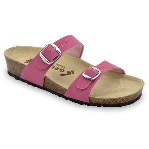 GRUBIN ženska papuča EDITH 87355 pink