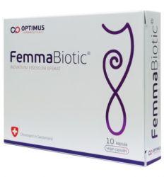 FemmaBiotic 10 kapsula - preparati za intimnu negu