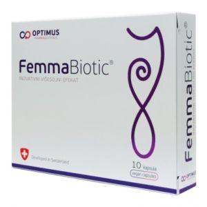 FemmaBiotic 10 kapsula