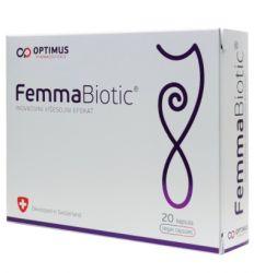 FemmaBiotic 20 kapsula - preparati za intimnu negu