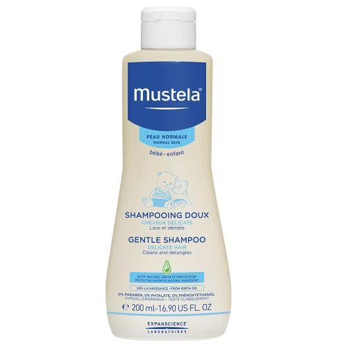 Mustela baby šampon 200ml - sampon za bebe - sampon ne iritira oci - bez parabena