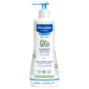 Mustela nežan gel za pranje kose i tela 500ml
