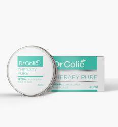 Dr Colić Pure krema snažno deluje na uklanjanje pigmentiranih fleka, regeneraciju kože i ujednačavanje tena