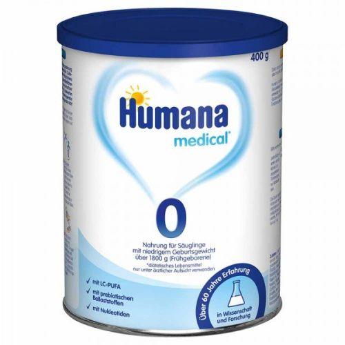 Humana 0 PB 400g