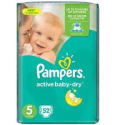 Pampers pelene junior 5 Jumbo pack 11-18kg 54kom - pelene za bebe