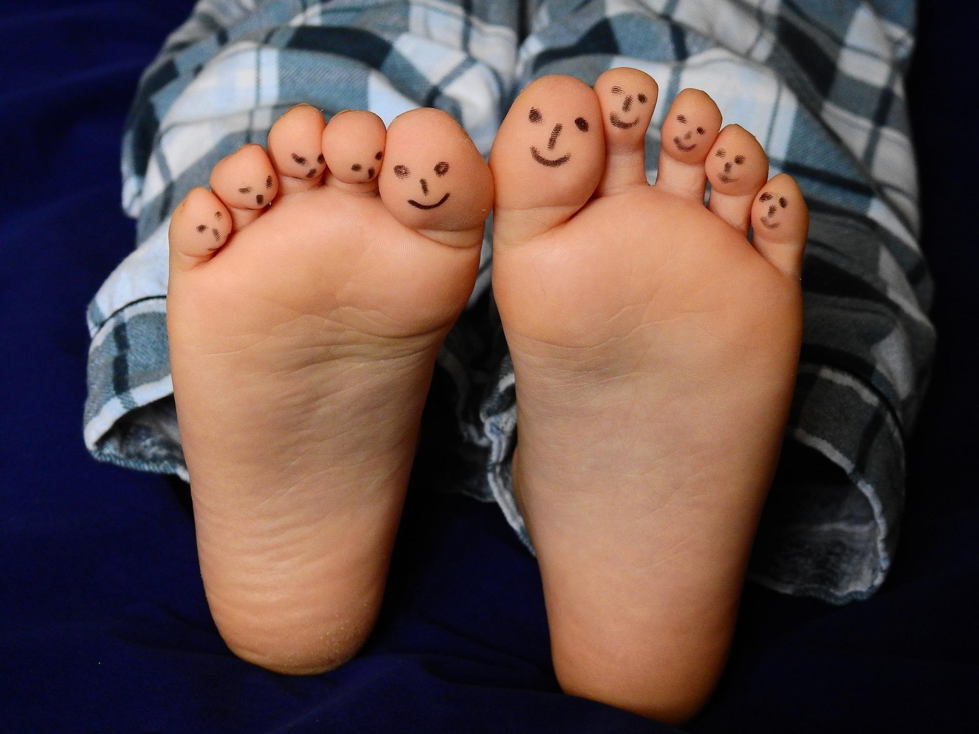 Lepa i negovana koža šaka i stopala